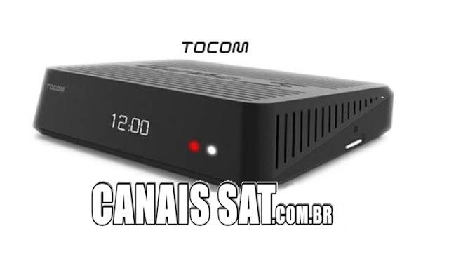 Tocom Turbo S2 Atualização DRMCAM V2.008 - 28/12/2020