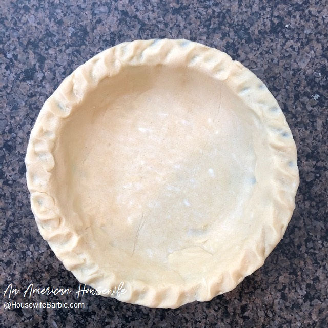keto pie crust - low carb and sugar free