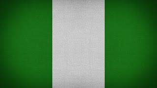 Imagem: Bandeira da Nigéria