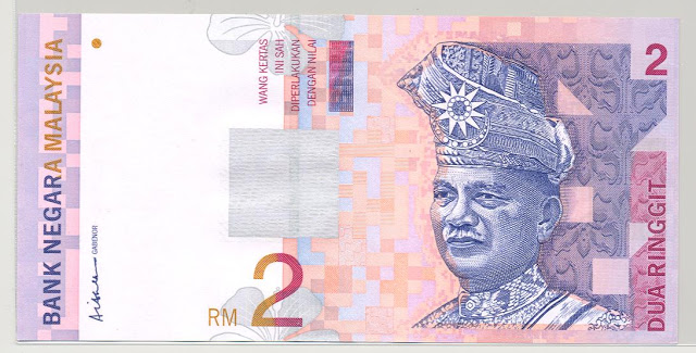 TOLONG VIRALKAN Duit RM2 Lama Kini Boleh Mencecah RM5555