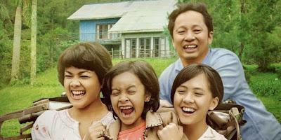 review film keluarga cemara 2018