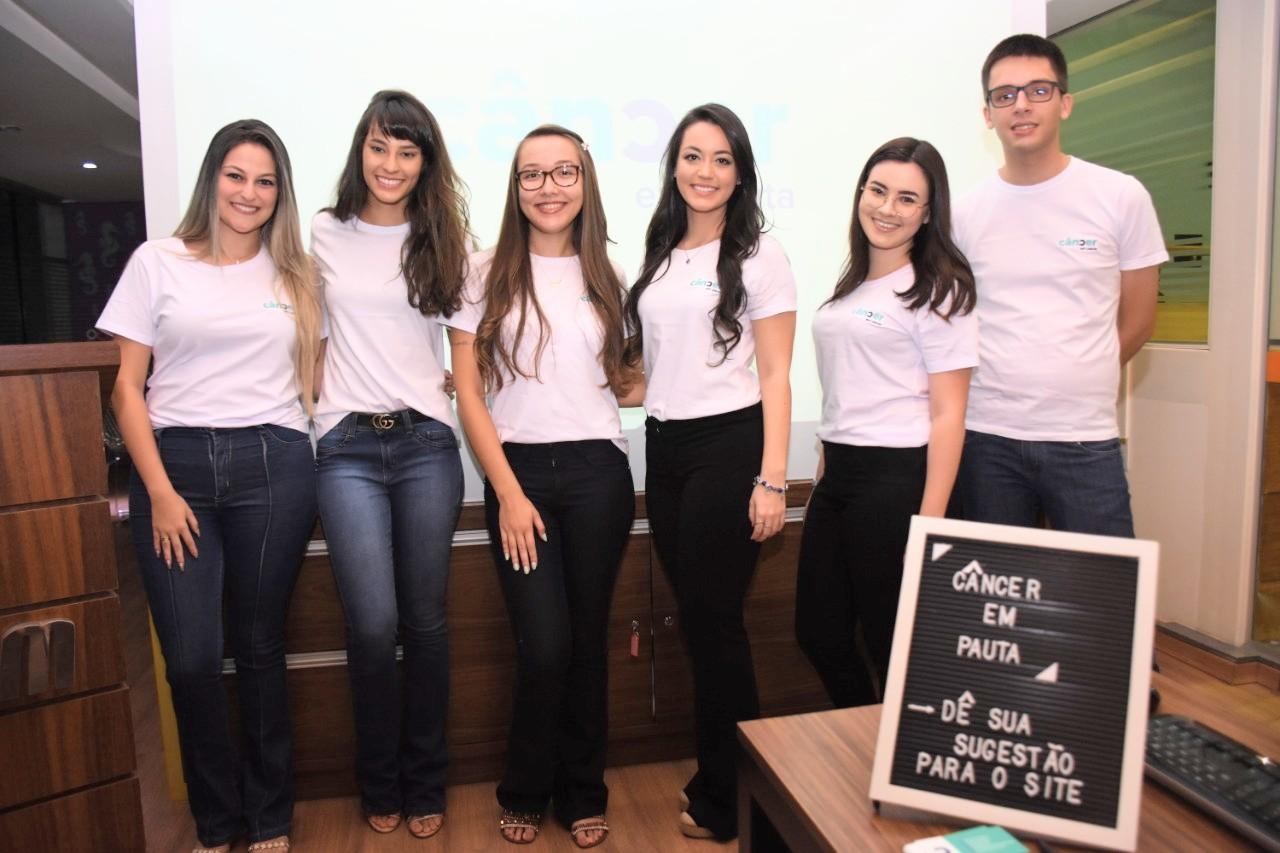 Site voltado para conscientização sobre o câncer é criado por estudantes brasileiros
