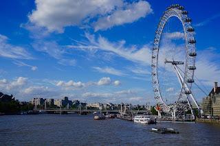 giant Ferriswheel london