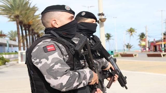 Paraíba começa a vacinar profissionais das forças de segurança contra covid-19 a partir desta quarta-feira, dia 07