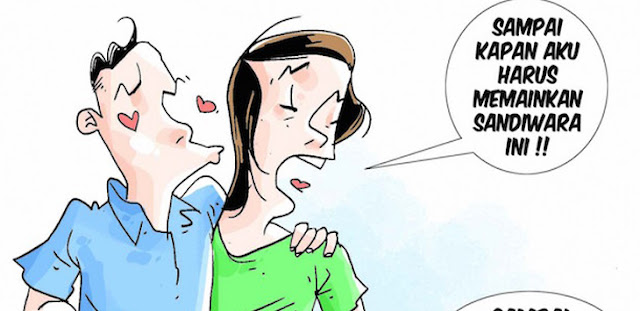 "Parah ! Disuruh Mertua, Istri Sendiri Pasrah Diancam ""Layani"" Adik Kandung Suami"