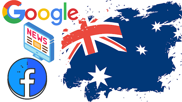 Australia has passed a law to collect money from Facebook and Google for news