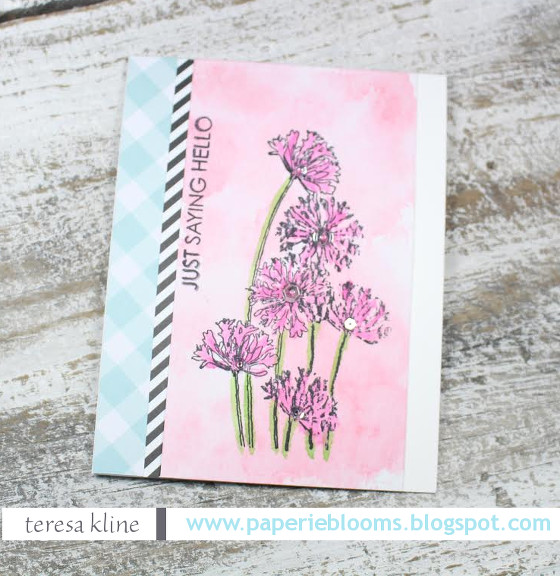 Paperie Blooms Simon Says Stamp Anything Goes Just Saying