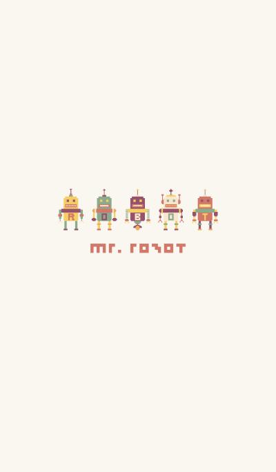 MR. ROBOT (BROWN)