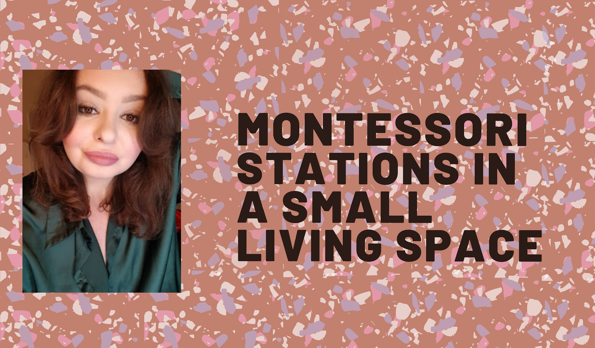 Montessori Practical Life: snack and self-care stations in a small space and on a budget. What are practical life skills?