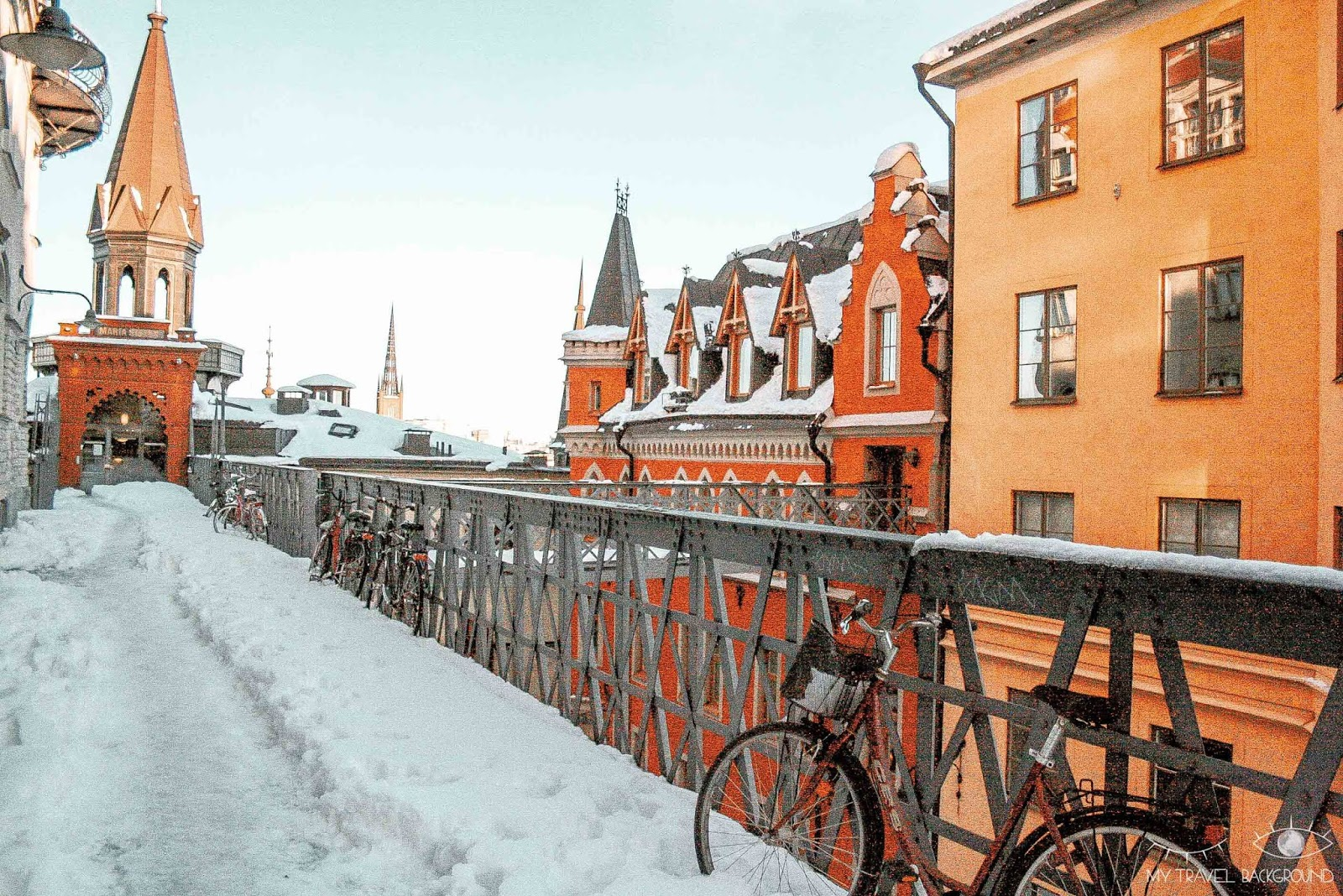 My Travel Background : Visiter Stockholm, mes immanquables - Sodermalm