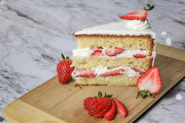 gateau-a-la-fraise