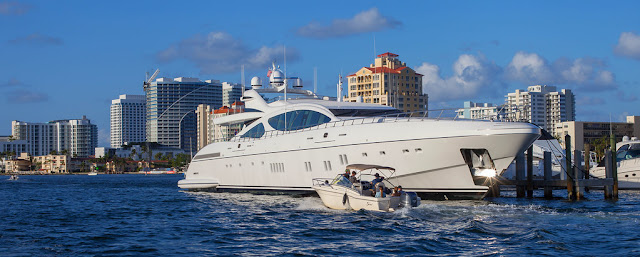 What should be The Influence of Partnering with an Expert Yacht Detailing Service to Accomplish Your Yacht House?