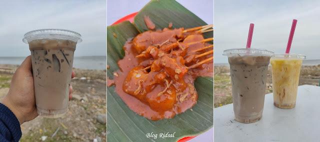 Pantai Olo dan Tempat Pelelangan Ikan di Belawan - Pantai Olo 02