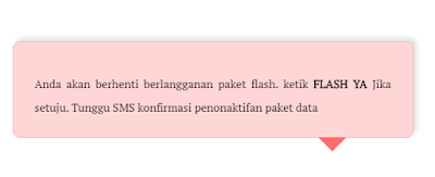 Berhenti (Unreg) Paket Internet Telkomsel Langganan