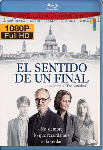 El Sentido De Un Final[2017] [1080p BRrip] [Latino- Español] [GoogleDrive] LaChapelHD