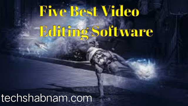 video editor for PC
