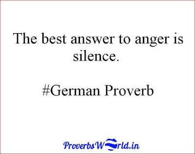 Proverbs World, answer, Proverbs,