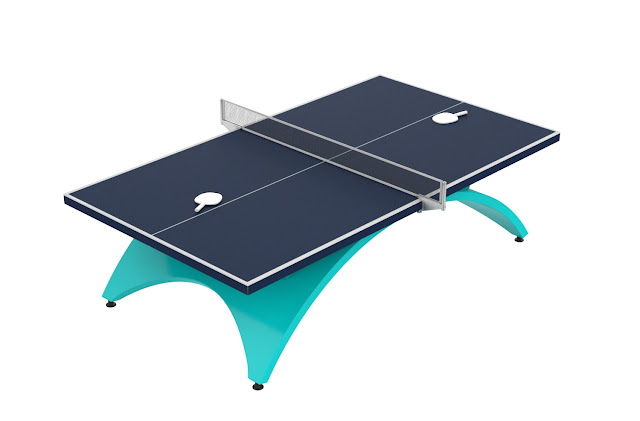 table tennis 3d model free download