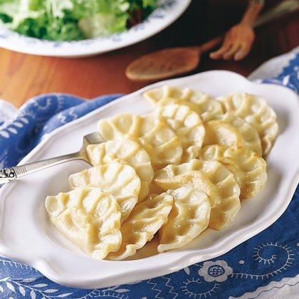Grandma Urbanski's Potato Pierogi Recipe