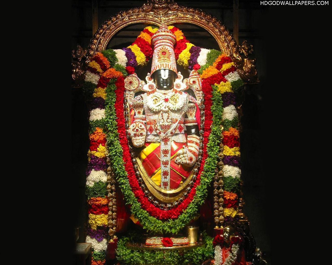 Lord Venkateswara God Wallpapers Free Download