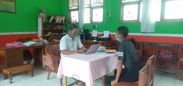 Pendampingan 6 Guru Penggerak SD N Pegadingan 07 Cipari