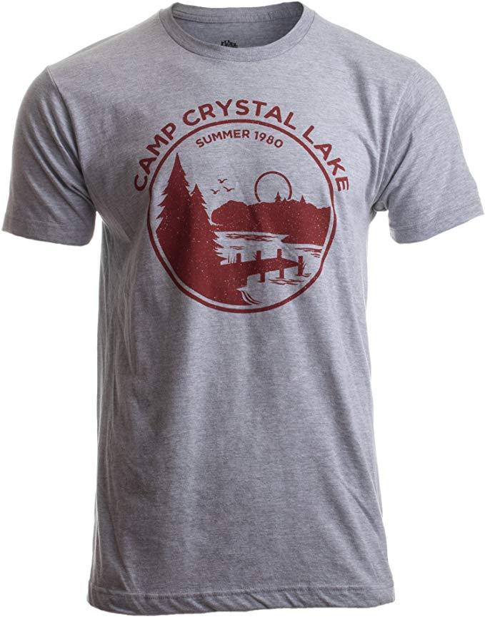 1980 Camp Crystal Lake T-Shirt