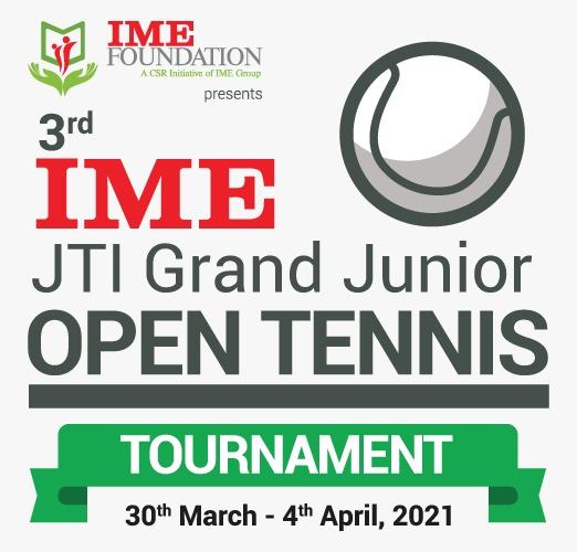 3rd IME JTI Grand Junior Open Tennis Championship 2021