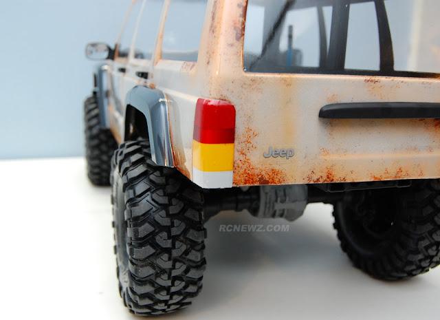 Traxxas TRX-4 taillights