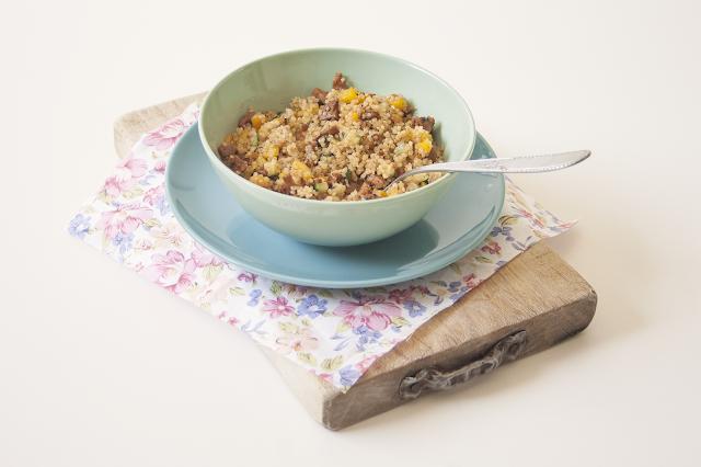 Quinoa con straccetti veggie Céréal BIO