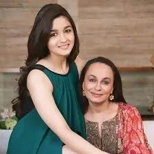 Alia Bhatt mother- soni razdan