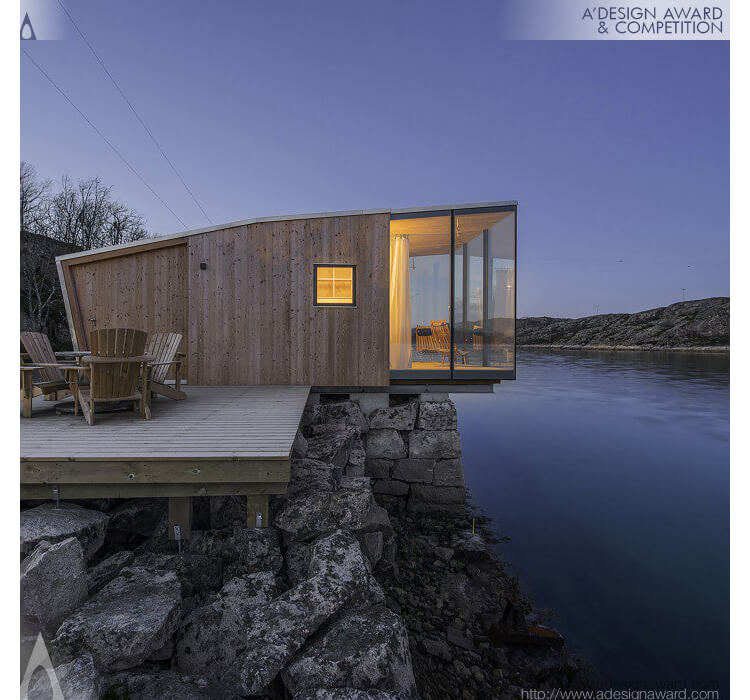 Design Award - Manshausen Hospitality by Snorre Stinessen