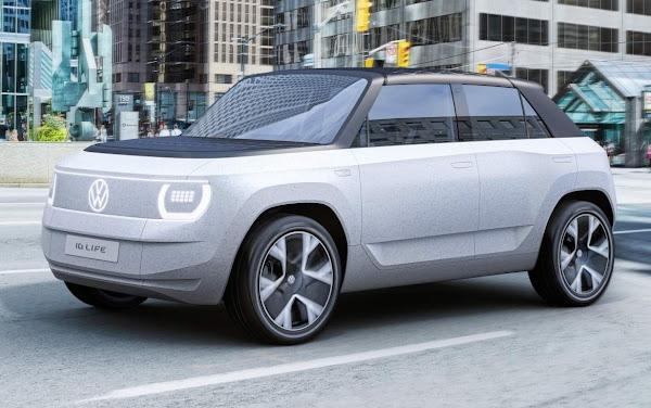 Volkswagen ID. Life: futuro elétrico com preço abaixo de 20 mil euros