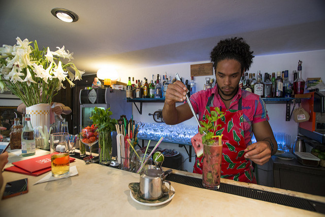 Havana Bar Barman