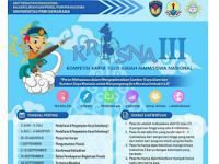 Lomba Karya Tulis Ilmiah Nasional 2019 di Universitas PGRI Semarang