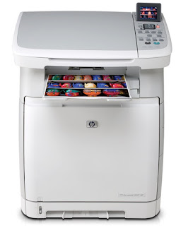HP Color LaserJet CM1000 Driver & Software Download