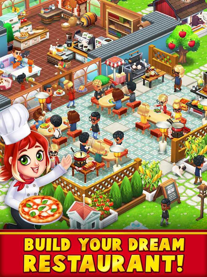 Restaurant Games New 2017