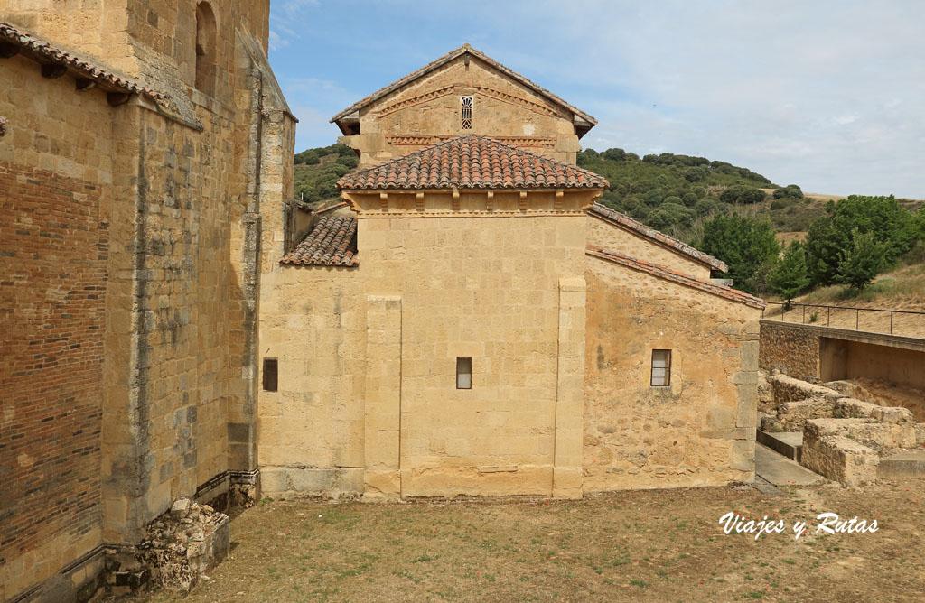 Ábsides de San Miguel de Escalada