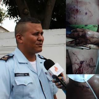 Williams Rodríguez, policia, muerto