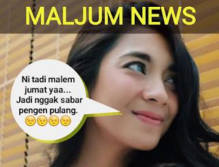 """""""Meme Malam Jum'at Kocak Dan Lucu"""""""