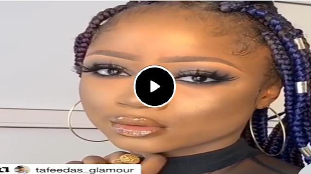 Maryam yahaya Video sabon salon yadda zaki Kara tsawon gashinki a cikin sauki