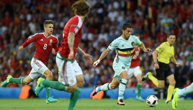Belgia vs Spanyol