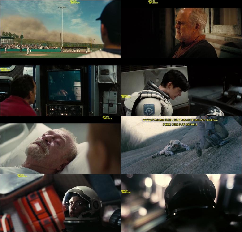 Interstellar 2014 Dual Audio (Unofficial) 1080p BluRay