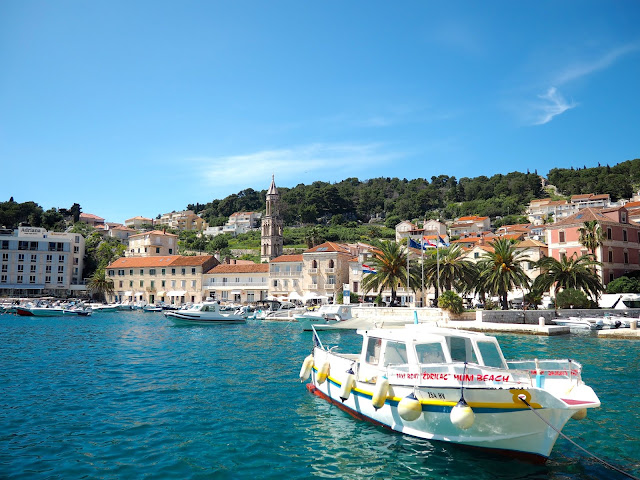 Hvar Town, Hvar, Dalmatian Coast Islands, Croatia