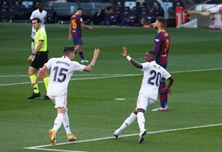 ++++ ملخص وأهداف كلاسيكو الأرض بين برشلونة وريال مدريد مباشر