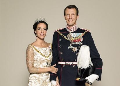 49.urodziny księcia Joachima - nowe, oficjalne zdjęcia pary książęcej!