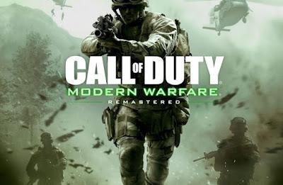 game pc terbaik Call of Duty 4