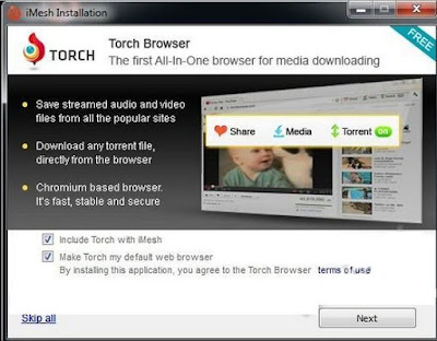 Virus Removal Station: Remove Torch Browser from Windows Thoroughly