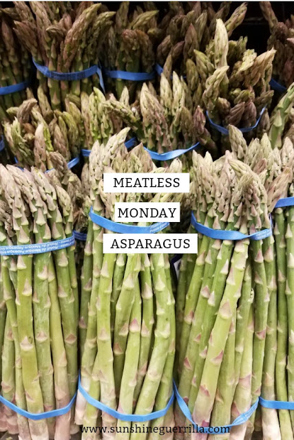 vegetarian asparagus recipes