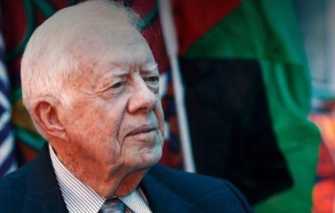 Jimmy Carter on North Korea: 'It's good we're going to be talking to them'