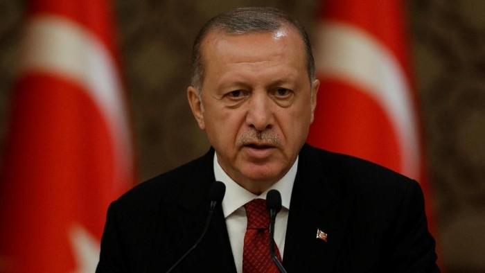 Presiden Turki Tolak Pengunduran Diri Mendagri Terkait Lockdown Corona